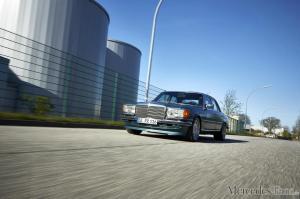 Photo of Mercedes-Benz 600 SE W116