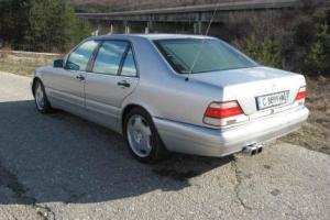Picture of Mercedes-Benz 600 SEL (W140)