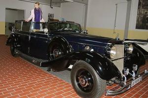 Picture of Mercedes-Benz 770 K Cabriolet Armored