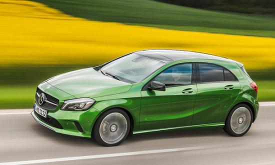 Image of Mercedes-Benz A 180