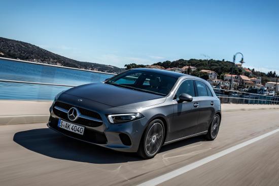Image of Mercedes-Benz A 200 d