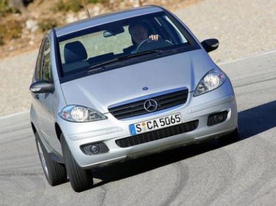 Image of Mercedes-Benz A 200