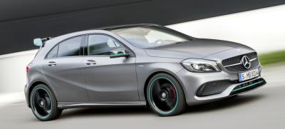 Image of Mercedes-Benz A 250 Sport