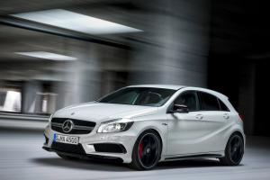 Picture of Mercedes-Benz A 45 AMG