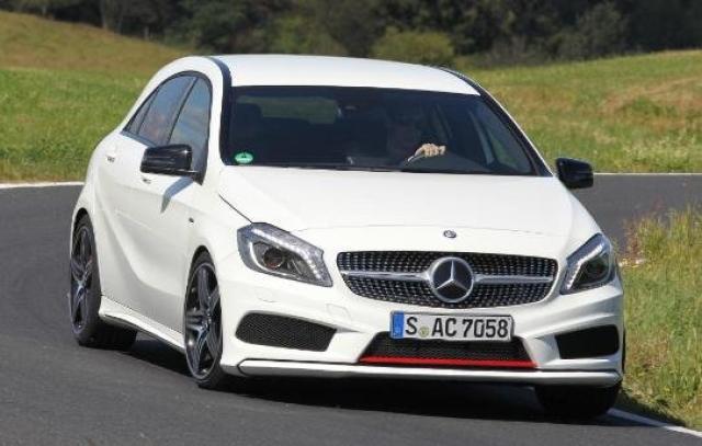 Image of Mercedes-Benz A250 Sport