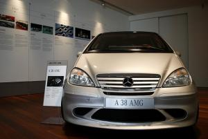Photo of Mercedes-Benz A38 AMG