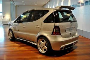 Picture of Mercedes-Benz A38 AMG