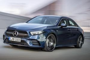 Picture of Mercedes-Benz AMG A 35 Sedan (V177)