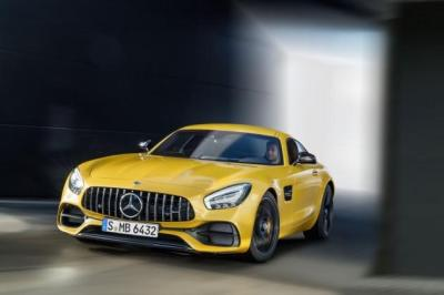 Image of Mercedes-Benz AMG GT
