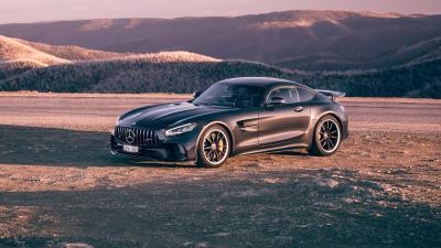 Image of Mercedes-Benz AMG GT