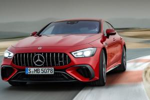 Picture of Mercedes-Benz AMG GT 63 S E Performance