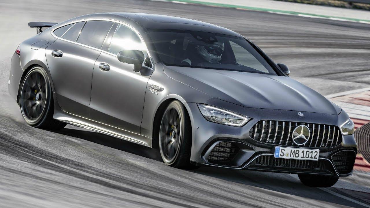 Mercedes-Benz AMG GT 63 S X290 laptimes, specs, performance