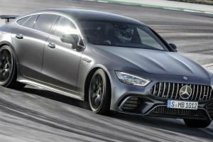 Picture of Mercedes-Benz AMG GT 63 S (X290)
