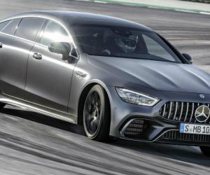 Picture of Mercedes-Benz AMG GT 63 S
