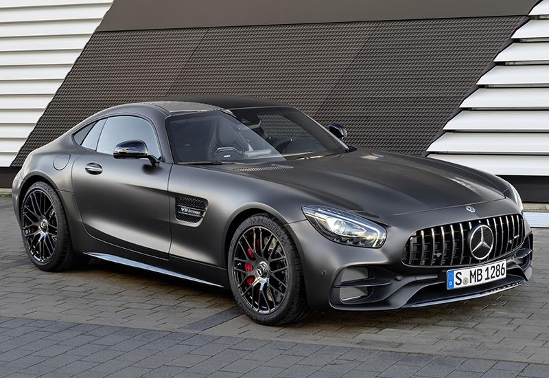 Image Of Mercedes Benz Amg Gt