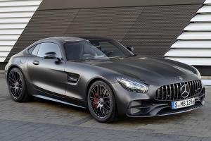 Picture of Mercedes-Benz AMG GT C