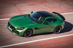 Photo of Mercedes-Benz AMG GT R
