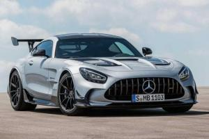Picture of Mercedes-Benz AMG GT Black Series