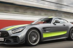 Picture of Mercedes-Benz AMG GT R Pro