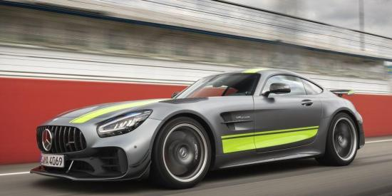Image of Mercedes-Benz AMG GT R Pro