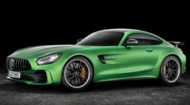 Image of Mercedes-Benz AMG GT R