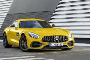 Picture of Mercedes-Benz AMG GT S (522 PS)