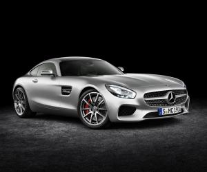 Picture of Mercedes-Benz AMG GT