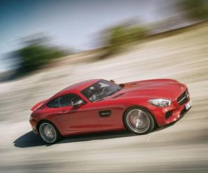 Picture of Mercedes-Benz AMG GT S