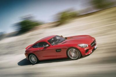 Image of Mercedes-Benz AMG GT S