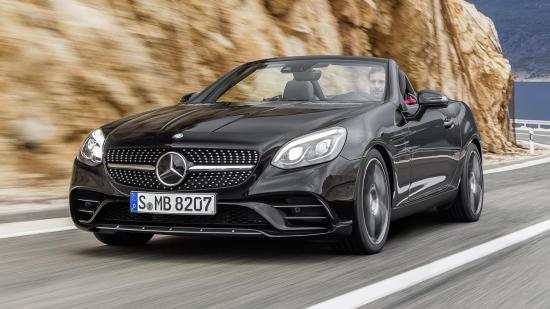 Image of Mercedes-Benz SLC 43 AMG