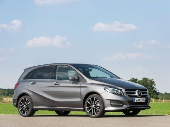 Image of Mercedes-Benz B 180 CDI Premium