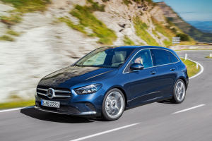 Picture of Mercedes-Benz B 180d (W247)