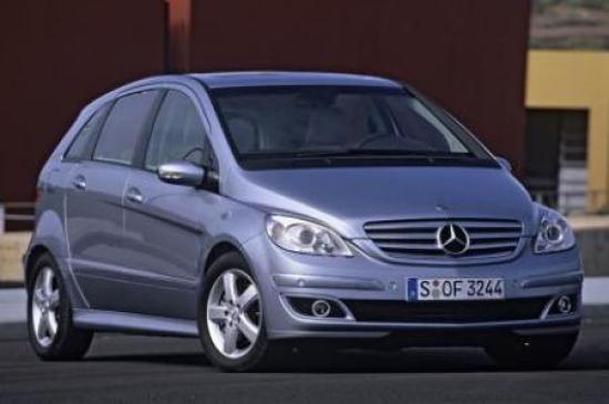 Image of Mercedes-Benz B 200 CDI