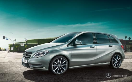 Image of Mercedes-Benz B 250 BlueEFFICIENCY