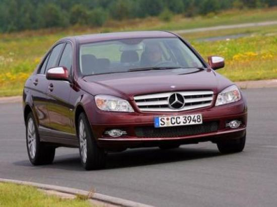 Image of Mercedes-Benz C 180K