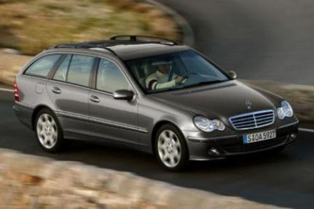 Image of Mercedes-Benz C 200 CDI Combi