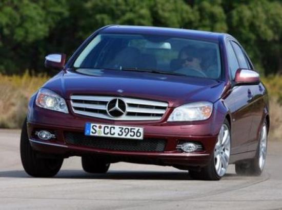 Image of Mercedes-Benz C 200 CDI