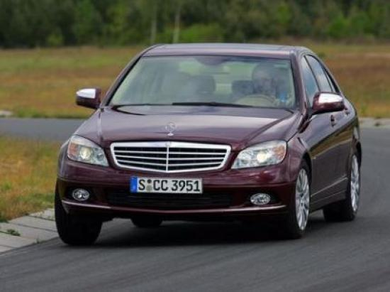 Image of Mercedes-Benz C 200 K