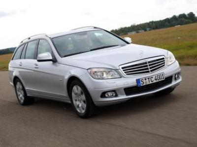 Image of Mercedes-Benz C 220 CDI T