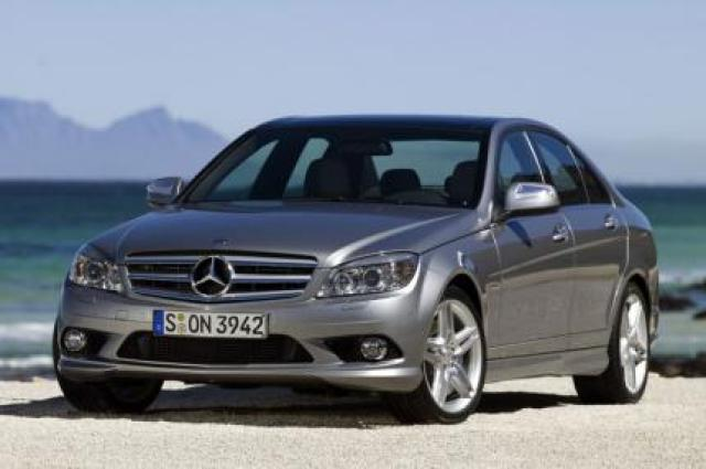 Image of Mercedes-Benz C 220 CDI