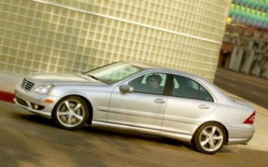 Image of Mercedes-Benz C 230
