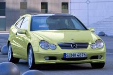 Mercedes-Benz C 230K Sports Coupe