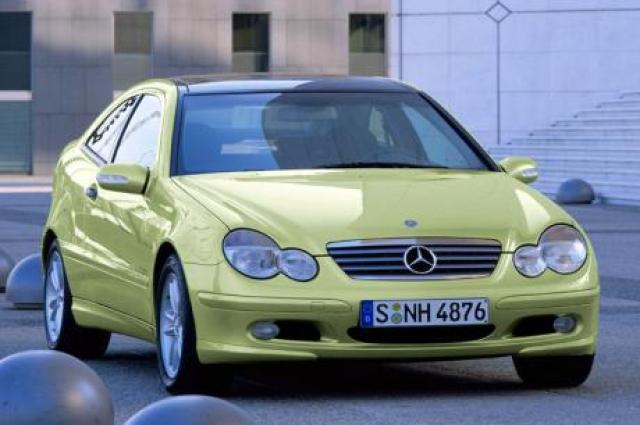 Image of Mercedes-Benz C 230K Sports Coupe
