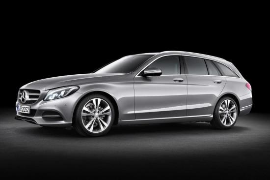 Image of Mercedes-Benz C 250 d Touring 4Matic