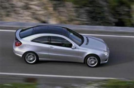 Image of Mercedes-Benz C 30 CDI AMG