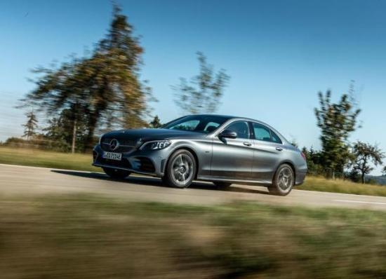 Image of Mercedes-Benz C 300 de