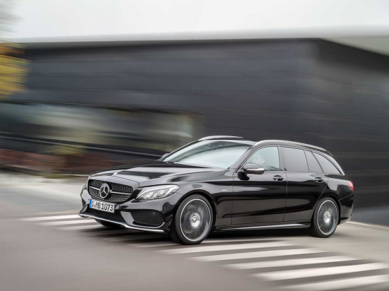 Image of Mercedes-Benz C 300 T