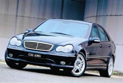 Image of Mercedes-Benz C 32 AMG