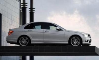 Image of Mercedes-Benz C 350