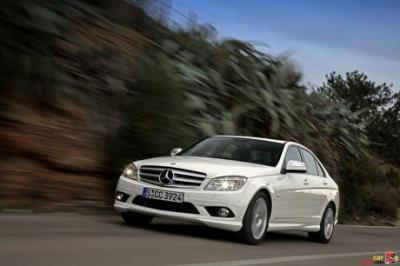 Image of Mercedes-Benz C 350